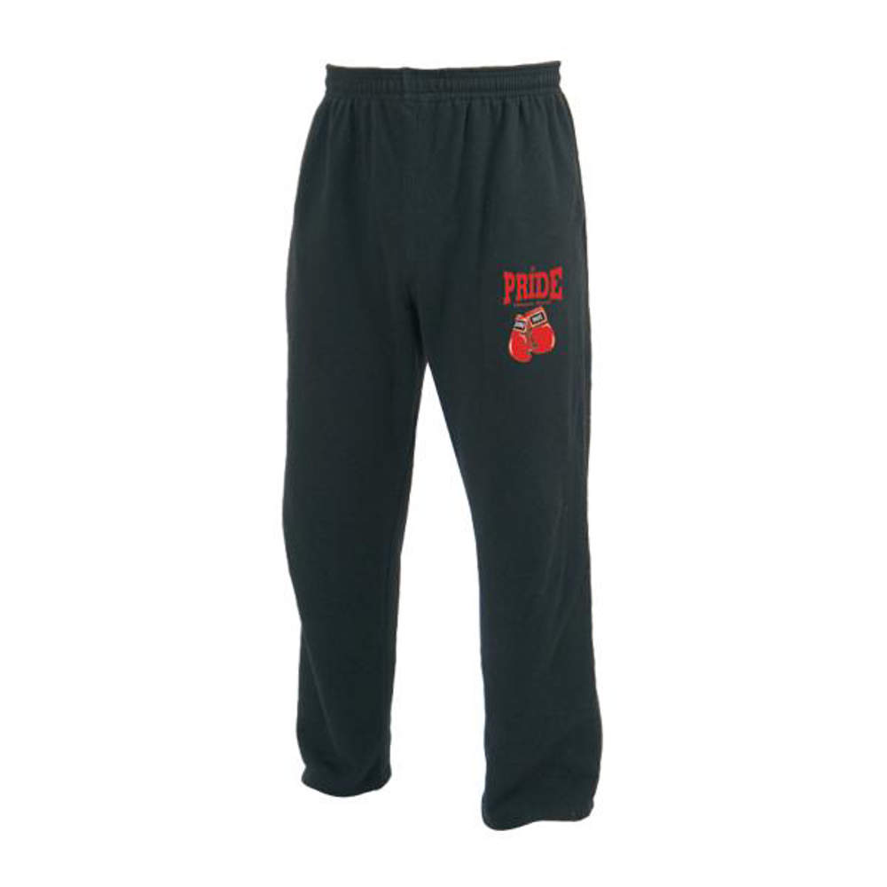 Picture of Sports pants with a boxing motif
