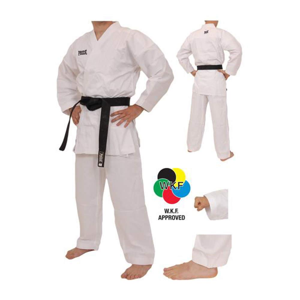 Picture of WKF kumite karate kimono