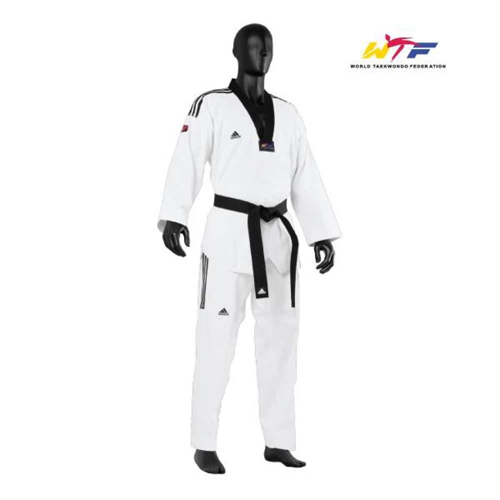 Picture of adidas® taekwondo dobok Grandmaster 3