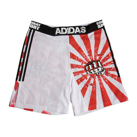 Picture of adidas® Combat MMA trunks
