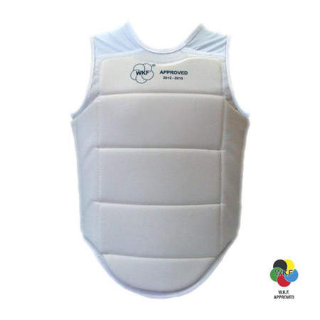 Picture of WKF karate body protector