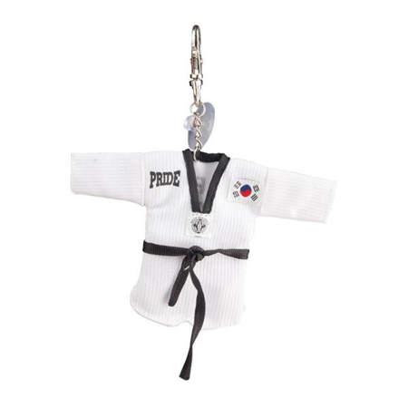Picture of 9021 Mini taekwondo kimono key ring