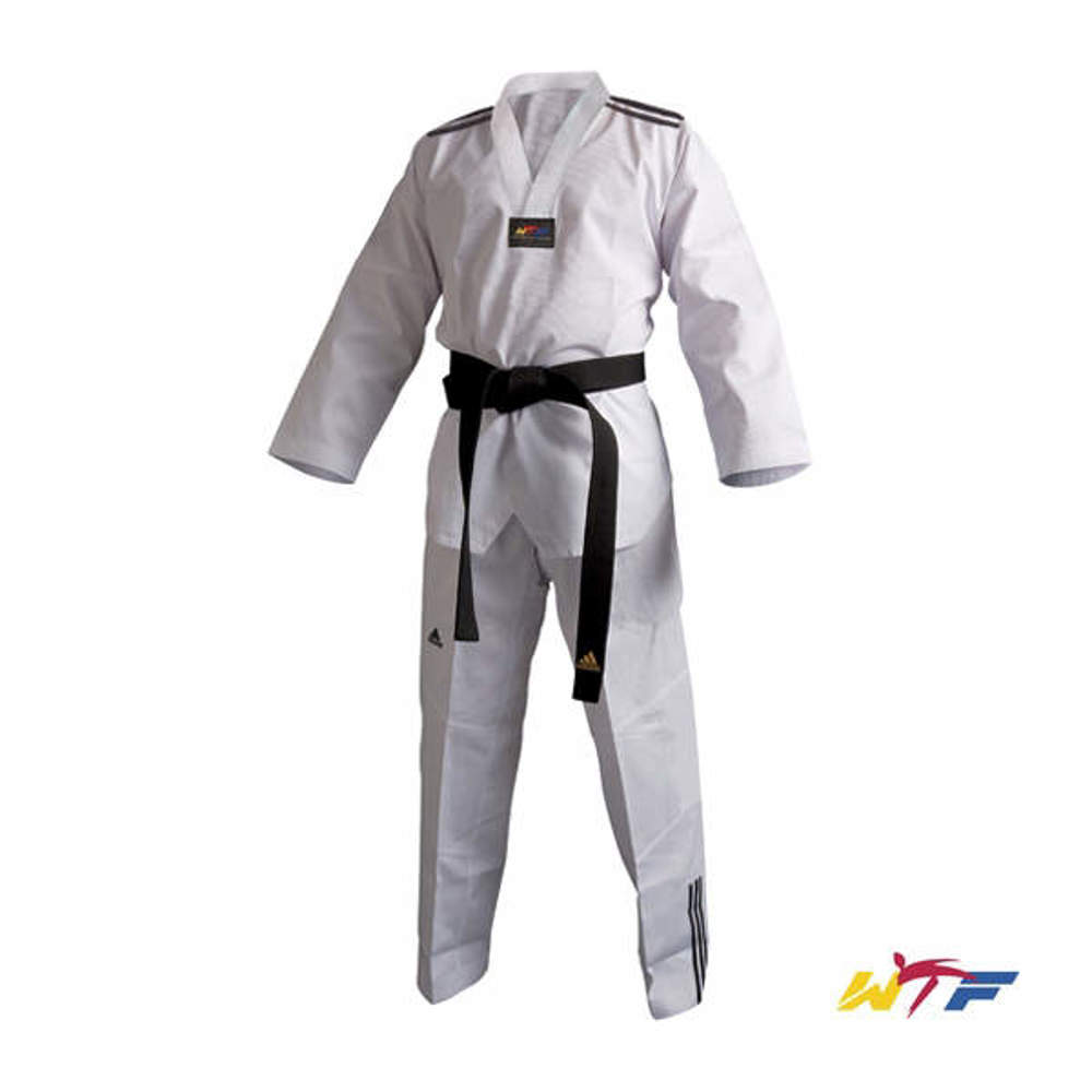 Picture of adidas Club /// taekwondo dobok
