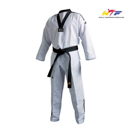 Picture of adidas Fighter 3/// taekwondo dobok