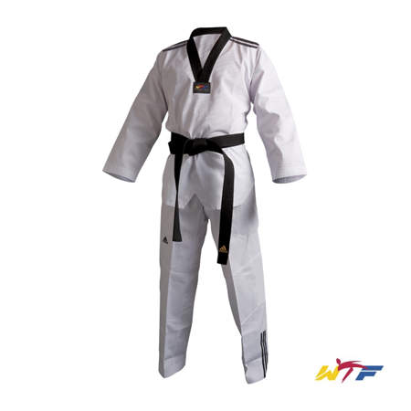 Picture of adidas Club 3/// taekwondo dobok