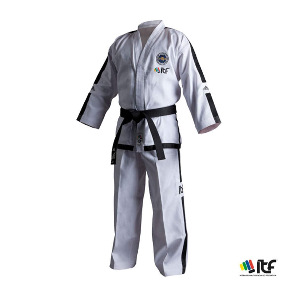Picture of adidas ITF dobok Master