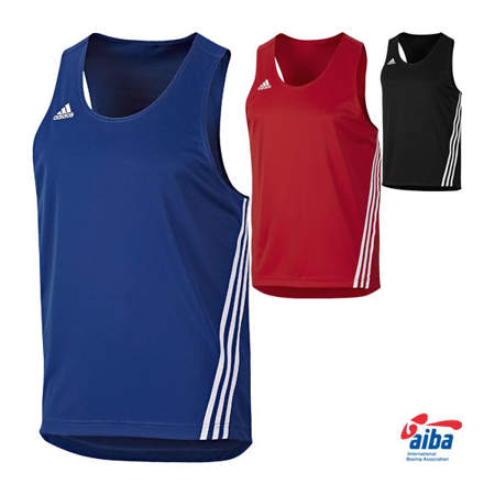 Picture of adidas® AIBA Base Punch boxing shirt