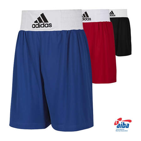 Picture of adidas® AIBA Base Punch boxing shorts