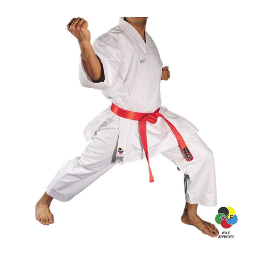 Picture of Arawaza WKF Crystal kata karate kimono
