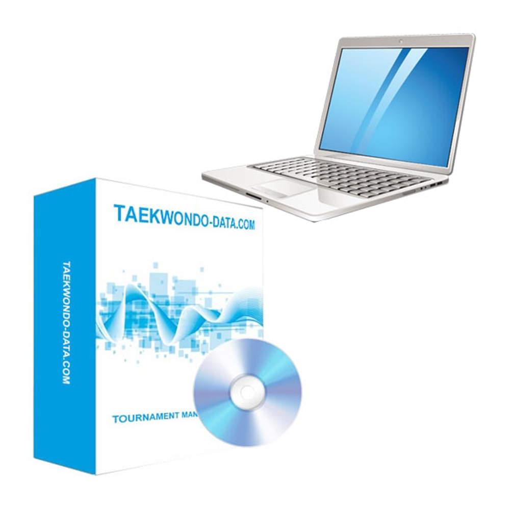 Picture of Software za vođenje taekwondo natjecanja
