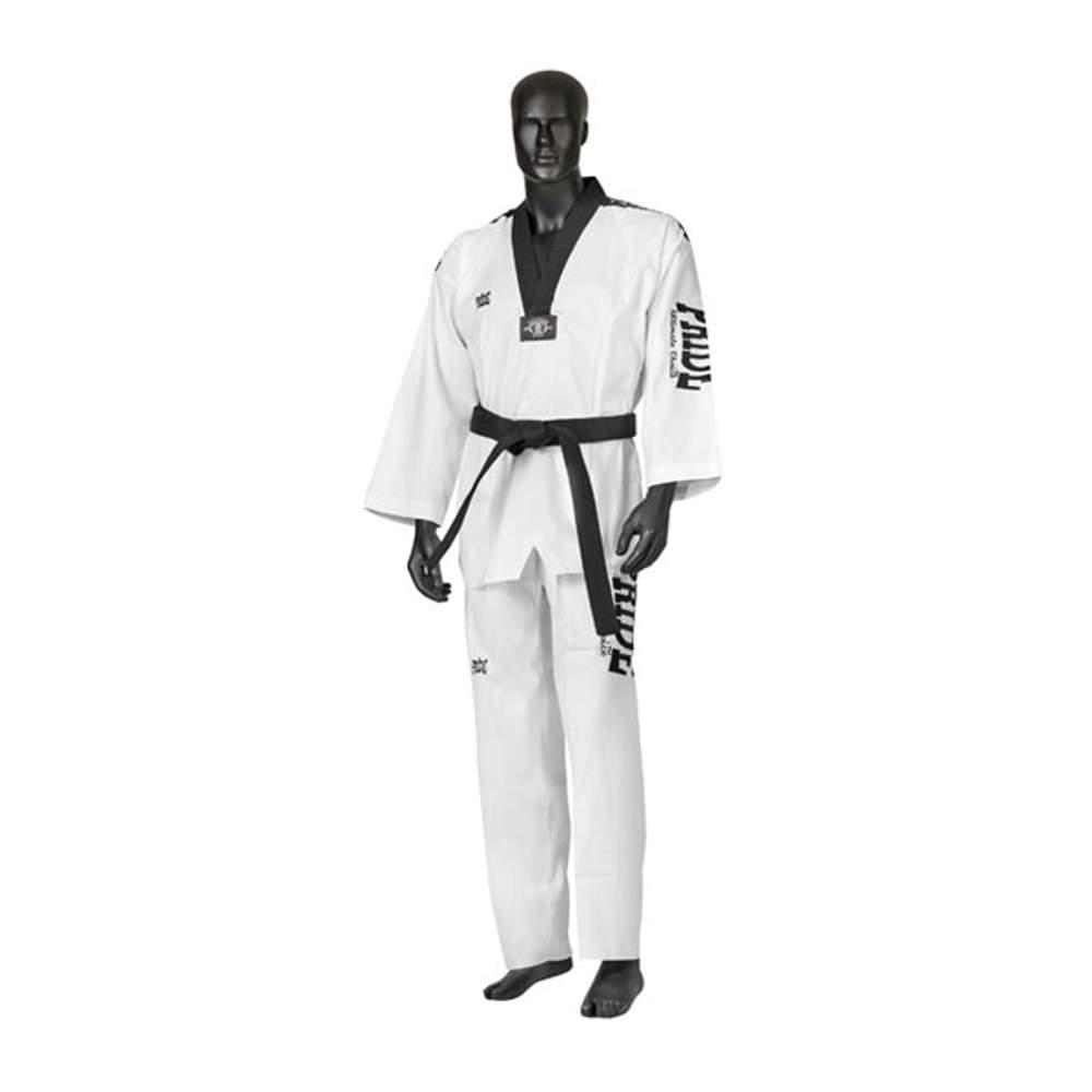 Picture of PRIDE Supermaster taekwondo dobok