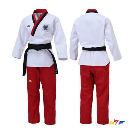 Picture of adidas WTF dobok za forme Junior ženski