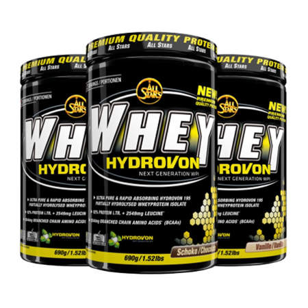 Picture of Whey Hydrovon – hydrolysed whey protein isolate