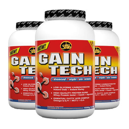 Picture of All Stars Gain Tech – advanced formula for gaining mass