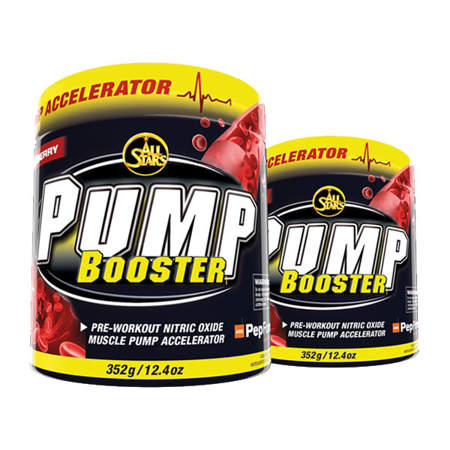 Picture of All Stars Pump Booster, nitric oxide - accelerates muscle growth