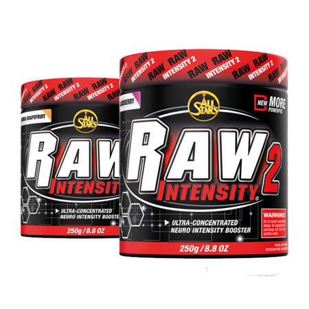 Picture of All Stars Raw Intensity 2 - neuro intensity booster