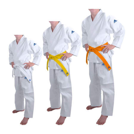 Picture of adidas karate kimono Flash, za djecu i mlade