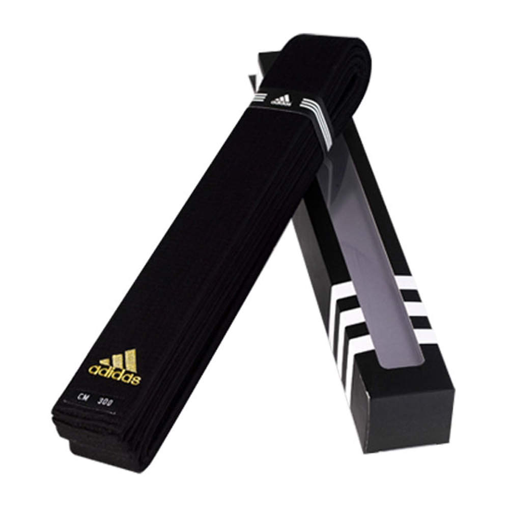 Picture of adidas Master Deluxe crni pojas