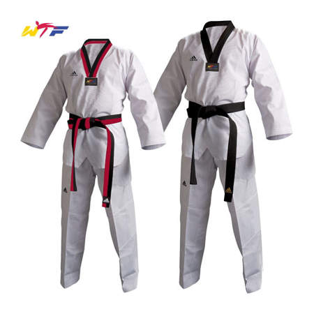 Picture of adidas WTF taekwondo dobok adiStart