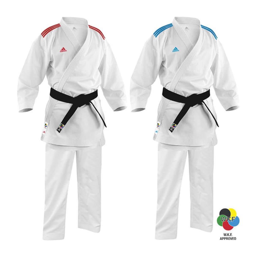 Picture of adidas adiZero Premier League 3/// WKF karate kimono
