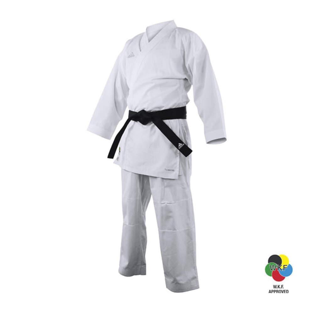Picture of adidas WKF Kumite Fighter  karate kimono