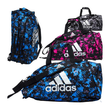 Picture of adidas Combat camouflage 3in1 bag
