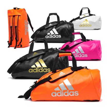Picture of adidas Combat training 3in1 bag