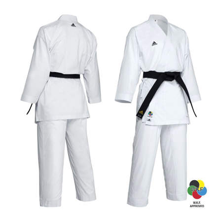 Picture of adidas adiLight karate kimono
