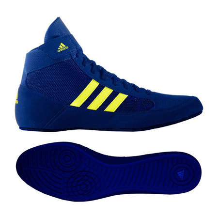 Picture of adidas HVC wrestling shoes for children