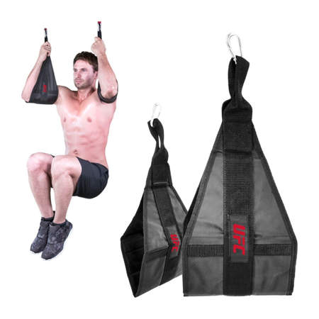 Picture of UFC hanging ab straps