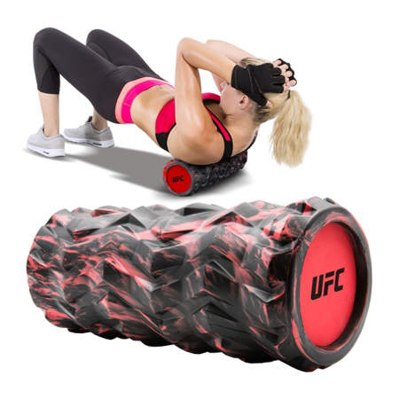 Picture of UFC exercise sponge roller with a massage effect