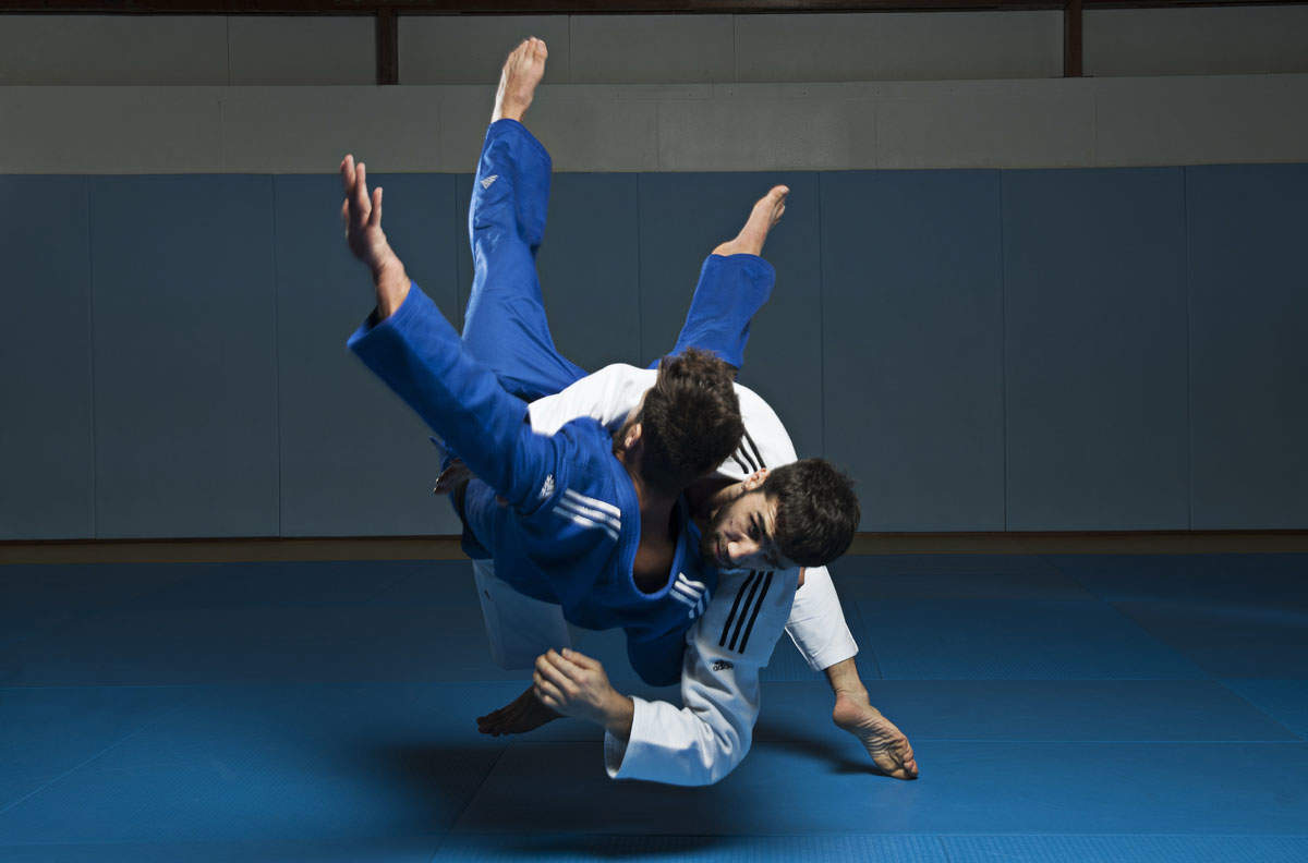 Picture for category Judo/Jiu-jitsu