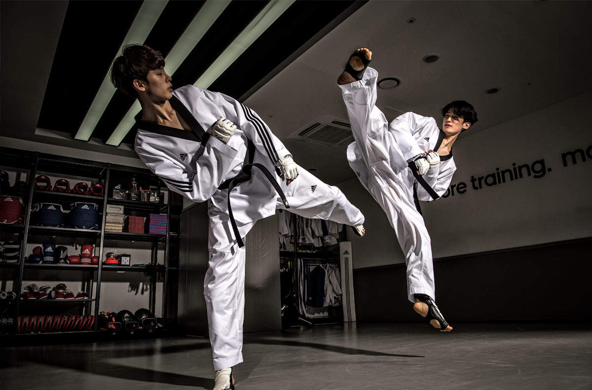 Picture for category Taekwondo