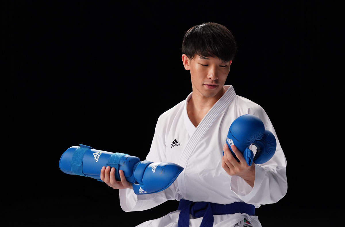 Picture for category WKF kumite