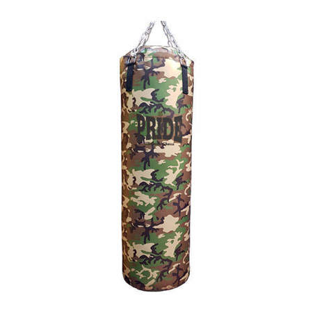 Picture of PRIDE pro punching bag Camouflage Woodland