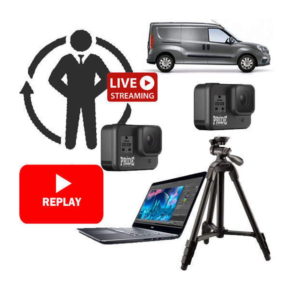 Picture of Video usluge, sve uključeno